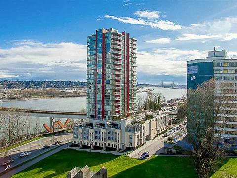 Apartment for sale in Downtown NW, New Westminster, New Westminster, 704 125 Columbia Street, 262408796 | Realtylink.org