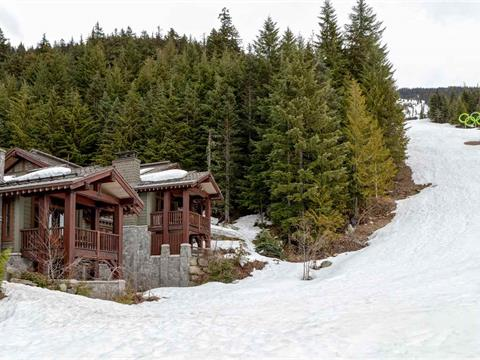 1/2 Duplex for sale in Nordic, Whistler, Whistler, 10h 2300 Nordic Drive, 262408821 | Realtylink.org