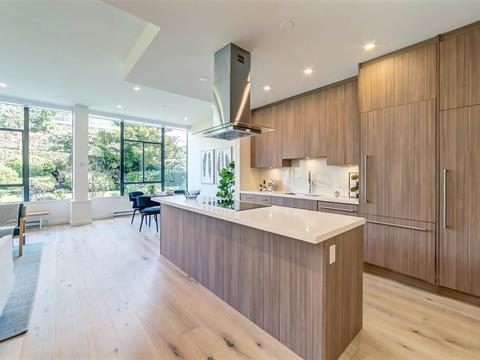 Apartment for sale in Ambleside, West Vancouver, West Vancouver, 115 1420 Duchess Avenue, 262408715 | Realtylink.org