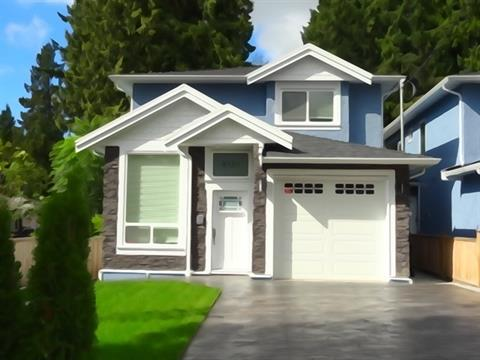 1/2 Duplex for sale in South Slope, Burnaby, Burnaby South, 8151 McGregor Avenue, 262413337 | Realtylink.org