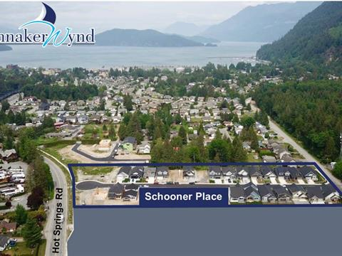 Lot for sale in Harrison Hot Springs, Harrison Hot Springs, 635 Schooner Place, 262414087 | Realtylink.org