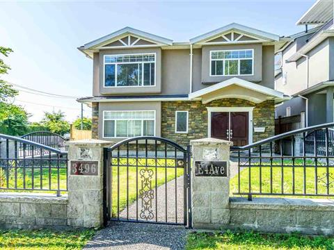 House for sale in Renfrew VE, Vancouver, Vancouver East, 3496 E 4th Avenue, 262413917 | Realtylink.org