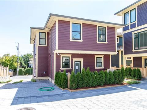 Townhouse for sale in Maillardville, Coquitlam, Coquitlam, 105 1313 Cartier Avenue, 262414020 | Realtylink.org