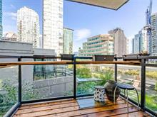 Apartment for sale in Coal Harbour, Vancouver, Vancouver West, 404 1211 Melville Street, 262413754 | Realtylink.org
