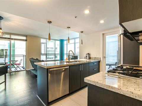 Apartment for sale in False Creek, Vancouver, Vancouver West, 607 89 W 2nd Avenue, 262412573 | Realtylink.org