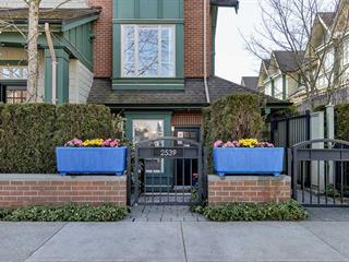 Townhouse for sale in University VW, Vancouver, Vancouver West, 2539 East Mall, 262468919 | Realtylink.org