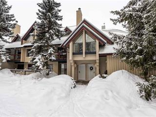 Townhouse for sale in Benchlands, Whistler, Whistler, 32 4637 Blackcomb Way, 262460097 | Realtylink.org