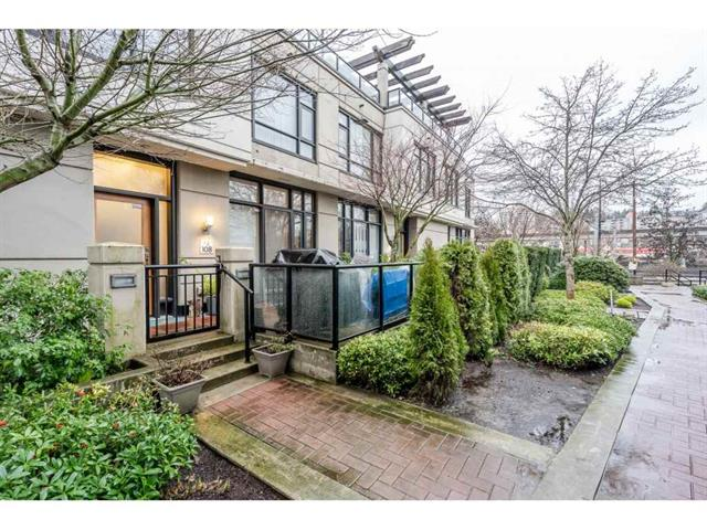 Townhouse for sale in Quay, New Westminster, New Westminster, 8 1 Renaissance Square, 262465054 | Realtylink.org