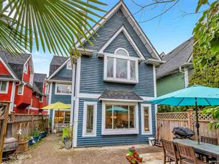 1/2 Duplex for sale in Kitsilano, Vancouver, Vancouver West, 3533 W 8th Avenue, 262465386 | Realtylink.org