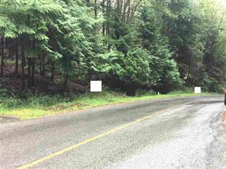Lot for sale in Bowen Island, Bowen Island, 1451 Tunstall Boulevard, 262425927 | Realtylink.org