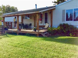 Manufactured Home for sale in Horsefly, Williams Lake, 2609 Jessica Lake Road, 262436305   Realtylink.org