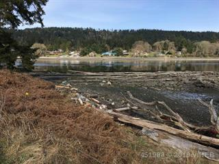 Lot for sale in Mudge Island, NOT IN USE, Lt 1 Driftwood Drive, 451983 | Realtylink.org