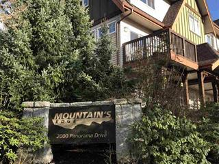 Townhouse for sale in Heritage Woods PM, Port Moody, Port Moody, 100 2000 Panorama Drive, 262454261 | Realtylink.org