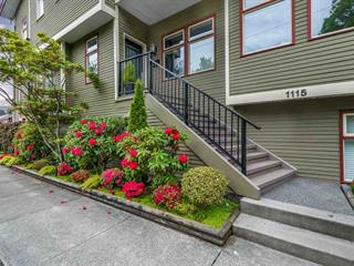Townhouse for sale in Kitsilano, Vancouver, Vancouver West, 1115 Chestnut Street, 262460135 | Realtylink.org
