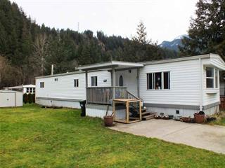 Manufactured Home for sale in Hope Kawkawa Lake, Hope, Hope, 3a 65367 Kawkawa Lake Road, 262463599 | Realtylink.org