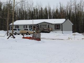Manufactured Home for sale in Fort St. John - Rural E 100th, Fort St. John, Fort St. John, 13176 Moose Creek Avenue, 262469917 | Realtylink.org