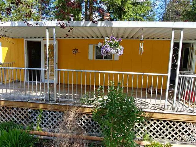 Manufactured Home for sale in Anmore, Port Moody, 1 3295 Sunnyside Road, 262469935 | Realtylink.org