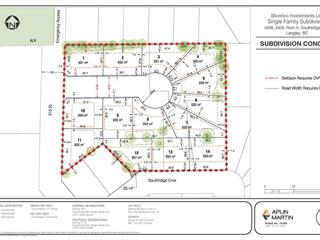 Lot for sale in Murrayville, Langley, Langley, Lot 12 4508 Southridge Crescent, 262469906 | Realtylink.org