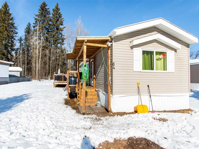 Manufactured Home for sale in St. Lawrence Heights, Prince George, PG City South, 64 6100 O'grady Road, 262469137   Realtylink.org