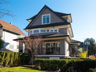 Townhouse for sale in Kitsilano, Vancouver, Vancouver West, 2346 W 8th Avenue, 262468676 | Realtylink.org