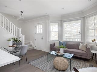 Townhouse for sale in Mount Pleasant VE, Vancouver, Vancouver East, 554 E 10th Avenue, 262469580 | Realtylink.org