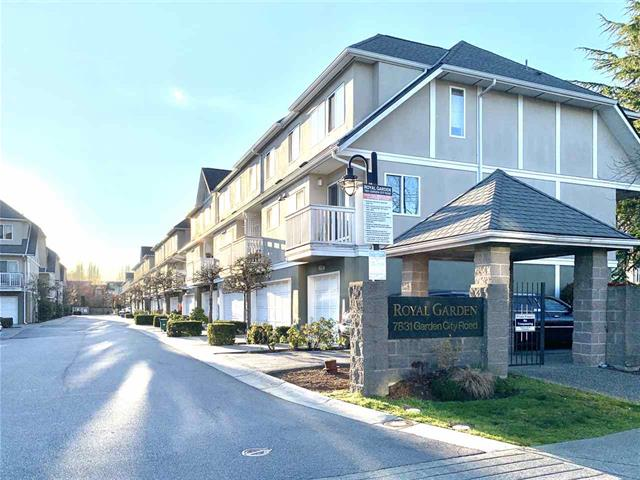 Townhouse for sale in Brighouse South, Richmond, Richmond, 61 7831 Garden City Road, 262469522 | Realtylink.org