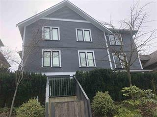 Townhouse for sale in Grandview Woodland, Vancouver, Vancouver East, 4 1540 Grant Street, 262469123 | Realtylink.org