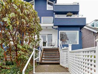 Townhouse for sale in Kitsilano, Vancouver, Vancouver West, 2530 Cornwall Avenue, 262461785 | Realtylink.org