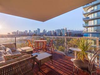 Apartment for sale in False Creek, Vancouver, Vancouver West, 608 1708 Columbia Street, 262469322 | Realtylink.org