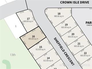 Lot for sale in Courtenay, Crown Isle, 2860 Sheffield Cres, 467424 | Realtylink.org