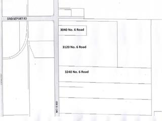 Lot for sale in East Richmond, Richmond, Richmond, 3040-3240 No. 6 Road, 262426343 | Realtylink.org