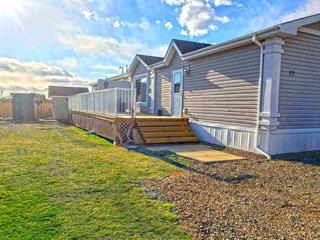 Manufactured Home for sale in Fort St. John - Rural E 100th, Fort St. John, Fort St. John, 77 7414 Forest Lawn Street, 262386201 | Realtylink.org