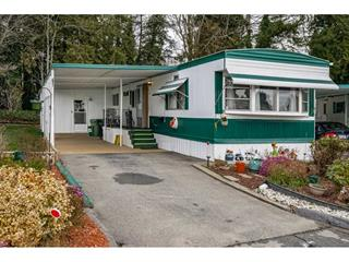 Manufactured Home for sale in King George Corridor, Surrey, South Surrey White Rock, 218 1840 160 Street, 262462716 | Realtylink.org