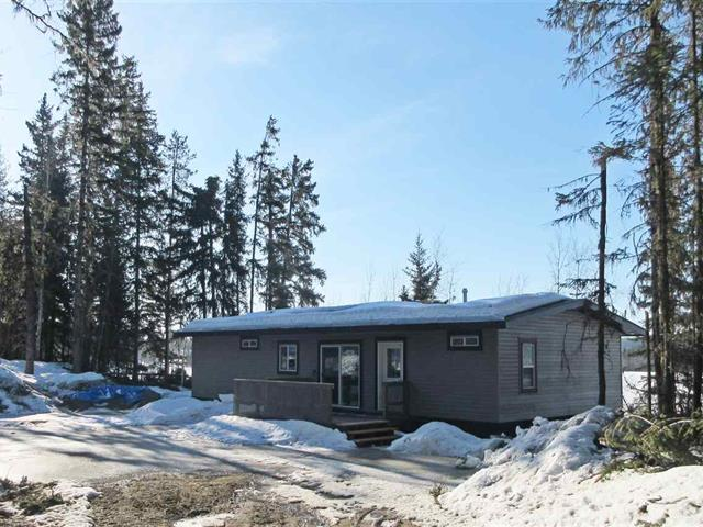 Manufactured Home for sale in Bouchie Lake, Quesnel, Quesnel, 2281 Blackwater Road, 262468410   Realtylink.org