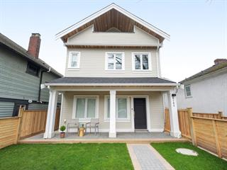 1/2 Duplex for sale in Grandview Woodland, Vancouver, Vancouver East, 2185 E 2nd Avenue, 262461068 | Realtylink.org