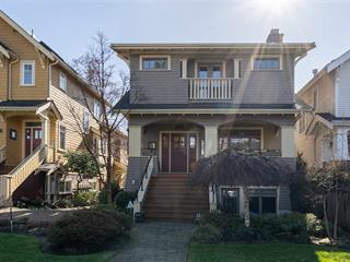 Townhouse for sale in Kitsilano, Vancouver, Vancouver West, 3540 W 5th Avenue, 262464344 | Realtylink.org