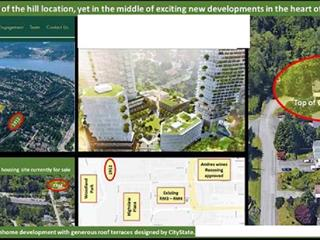 Lot for sale in Port Moody Centre, Port Moody, Port Moody, 1912 Clarke Street, 262469461 | Realtylink.org