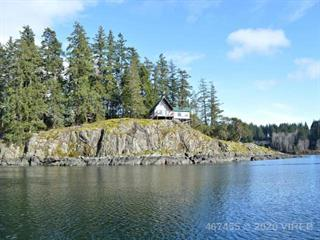 House for sale in Quadra Island, Small Islands, S 1/2 Doe Island, 467455 | Realtylink.org