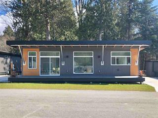 Manufactured Home for sale in Sechelt District, Sunshine Valley, Sunshine Coast, 66 4496 Sunshine Coast Highway, 262419181 | Realtylink.org
