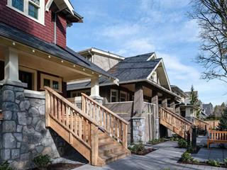 Townhouse for sale in Fairview VW, Vancouver, Vancouver West, 3188 Burrard Street, 262468821 | Realtylink.org