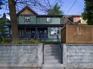 1/2 Duplex for sale in Mount Pleasant VE, Vancouver, Vancouver East, 1289 E 14th Avenue, 262464789 | Realtylink.org