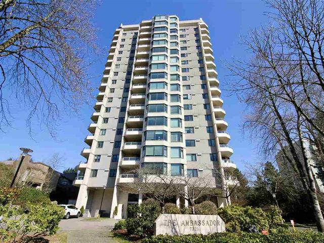 Apartment for sale in Simon Fraser Univer., Burnaby, Burnaby North, 1505 7321 Halifax Street, 262469512   Realtylink.org