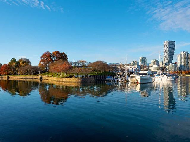 Apartment for sale in False Creek, Vancouver, Vancouver West, 1138 Foundry Quay, 262452947 | Realtylink.org