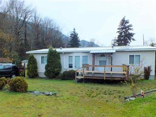 Manufactured Home for sale in Boston Bar - Lytton, Boston Bar, Hope, 48835 Highline Road, 262470795 | Realtylink.org