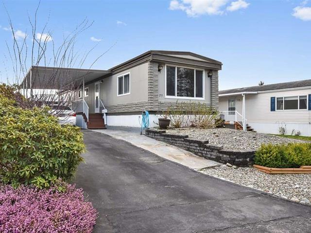 Manufactured Home for sale in Poplar, Abbotsford, Abbotsford, 25 2035 Martens Street, 262470212 | Realtylink.org