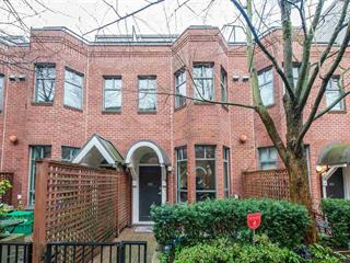 Townhouse for sale in Fairview VW, Vancouver, Vancouver West, 850 W 6th Avenue, 262470123 | Realtylink.org