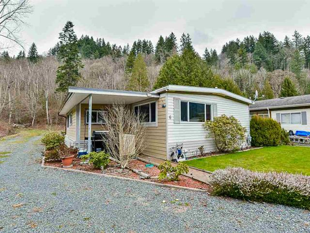 Manufactured Home for sale in Chilliwack River Valley, Sardis - Chwk River Valley, Sardis, 6 46511 Chilliwack Lake Road, 262466641 | Realtylink.org