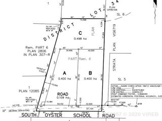 Lot for sale in Saltair, North Surrey, Lt A South Oyster Sch Road, 466607   Realtylink.org