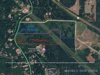 Lot for sale in Qualicum Beach, PG City Central, Lt A Spider Lake Road, 466269 | Realtylink.org