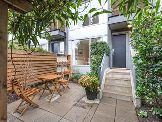 Townhouse for sale in Kitsilano, Vancouver, Vancouver West, 1438 Arbutus Street, 262461405 | Realtylink.org